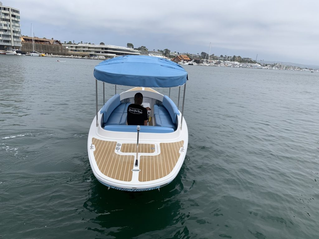 2019 FANTAIL 217 | BABY BLUE | FULLY EQUIPPED | 4